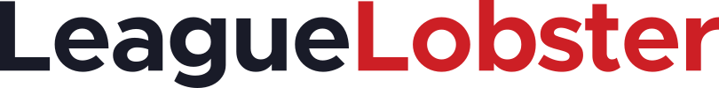 LeagueLobster Logo Text